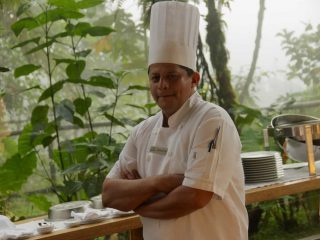 Oswaldo Araujo – Chef
