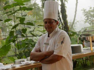 Oswaldo Araujo – Jefe De Cocina