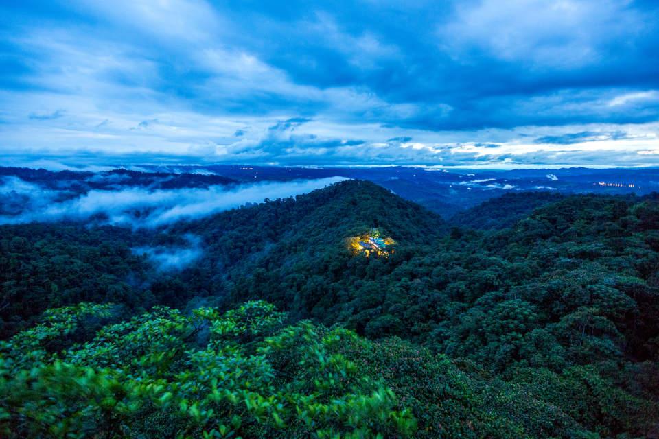 Mashpi Lodge Location Cloud Forest
