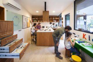 Kid's lab at Mashpi Lodge