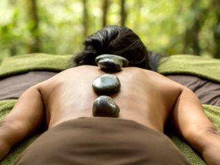 Wellness spa center